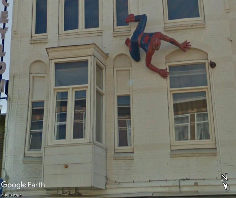 Les villes de Spiderman Zzz39