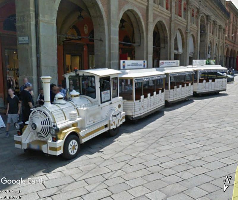 STREET VIEW : les petits trains touristiques - Page 3 Zzz41