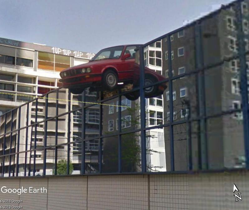 """ Allo , heu ... tu ne me croirais pas si je te disais où se trouve ta voiture ... "" Zzz44"
