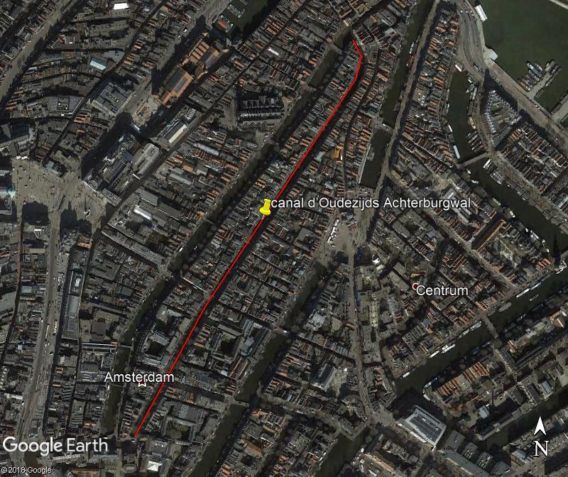 (Bientôt visible sur GE) Amsterdam, bientôt le premier pont réalisé grace à l'impression 3D Zzz46