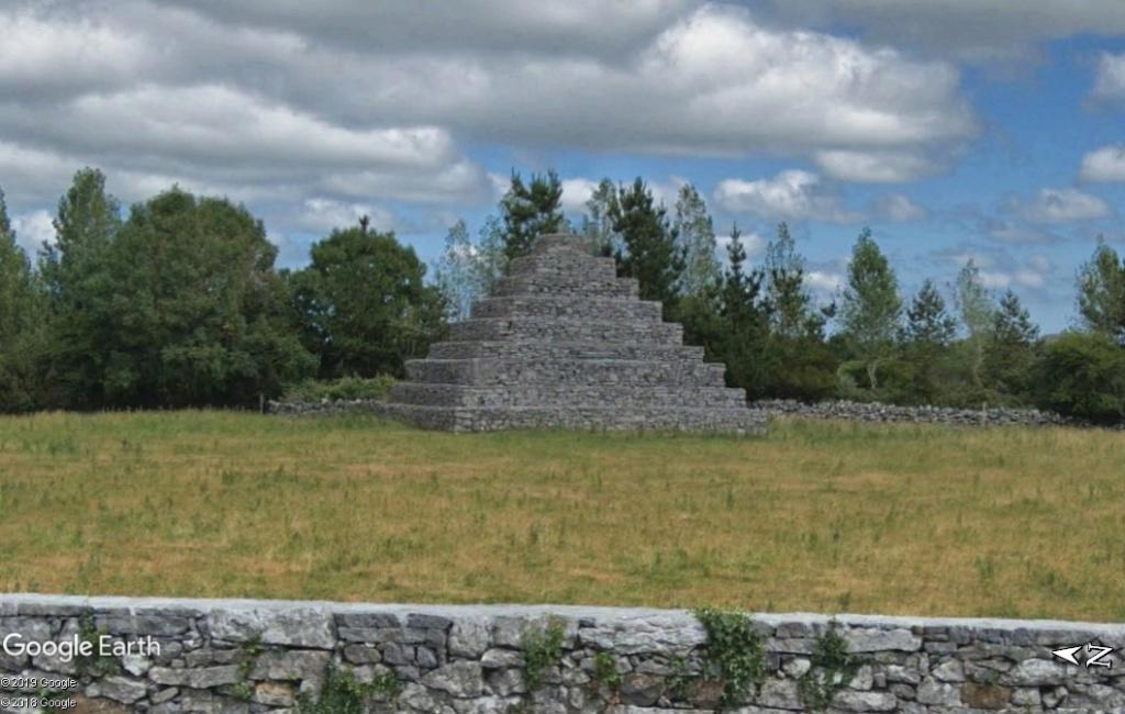 Pyramide de Neale Irlande Zzz66