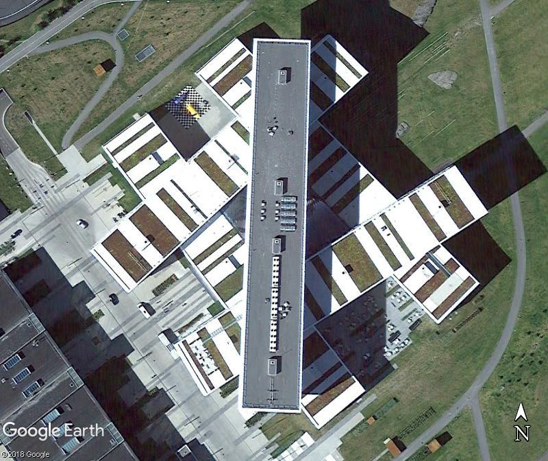 Les bureaux d'Equinor à Fornebu - Norvège Zzz71