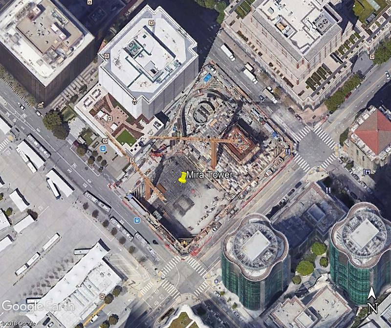 (Désormais visible dans GE) Mira Tower - San Francisco - USA Zzz93