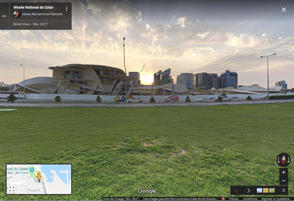 L'extraordinaire Musée National du Qatar - Doha Zzzz113