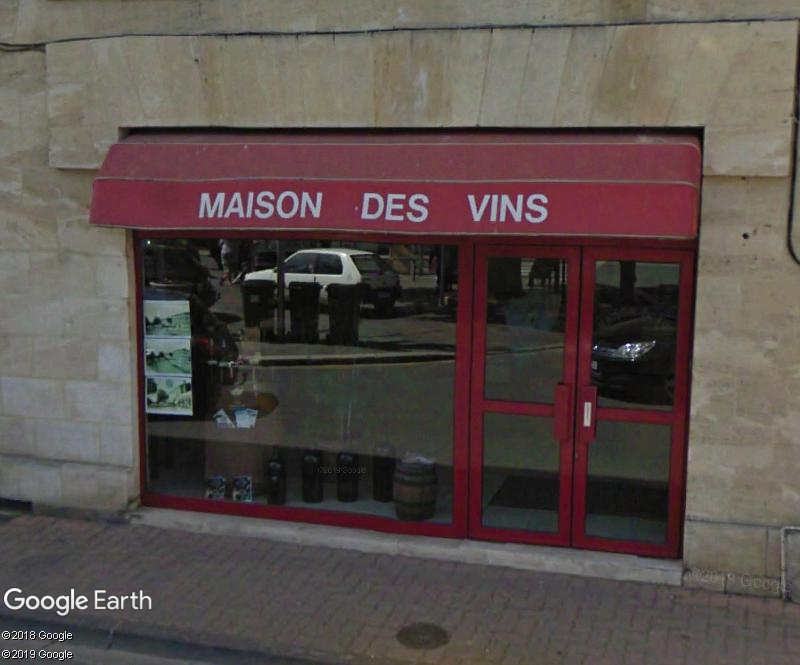 "Les ""Maison du Vin"" en Gironde. Zzzz213"