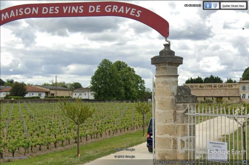 "Les ""Maison du Vin"" en Gironde. Zzzz41"