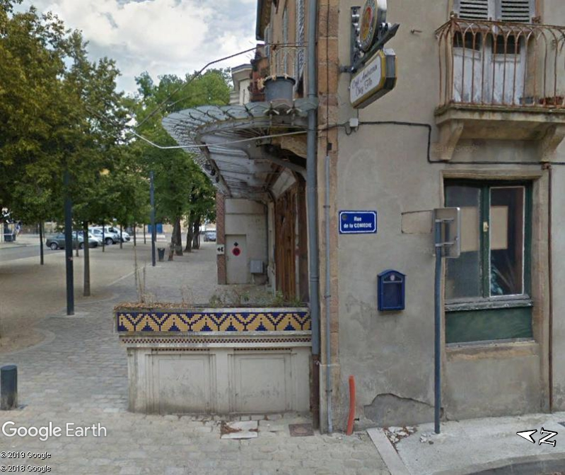 Le Café Américain de Moulins - Allier Zzzz410