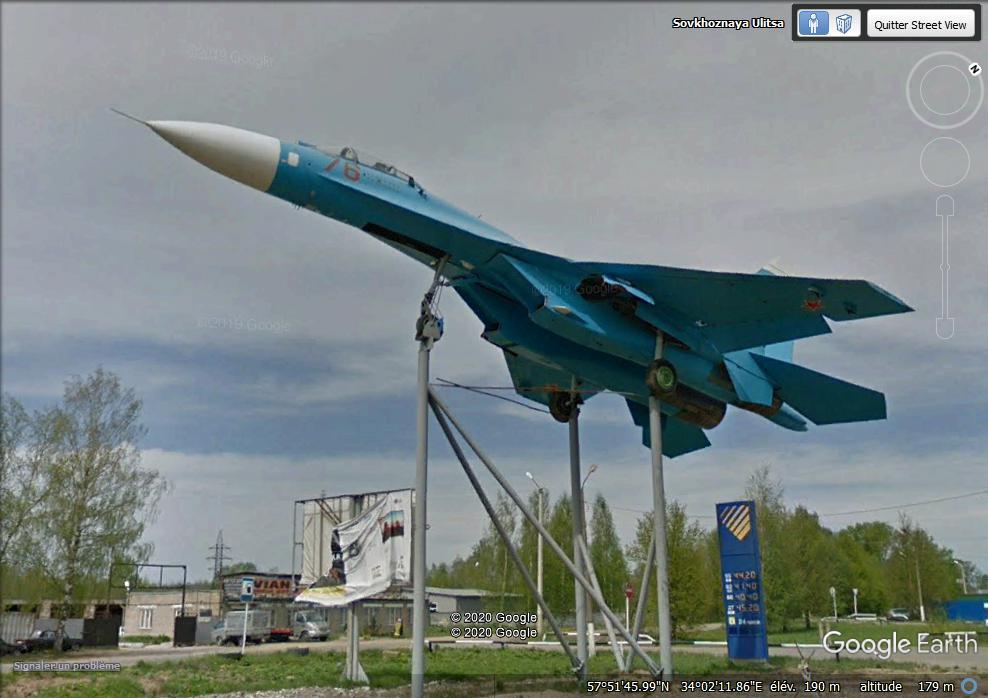 Le Soukhoï Su-27 de Bologoïe - Russie Zzzz55