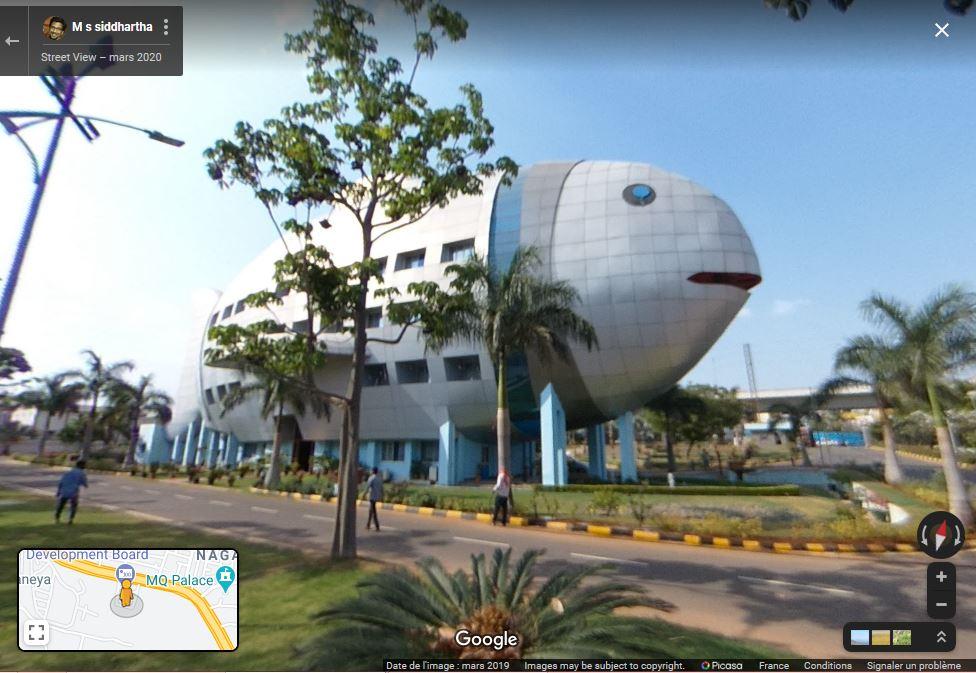 Le Conseil national de développement des pêches - Hyderabad - Inde Zzzz66