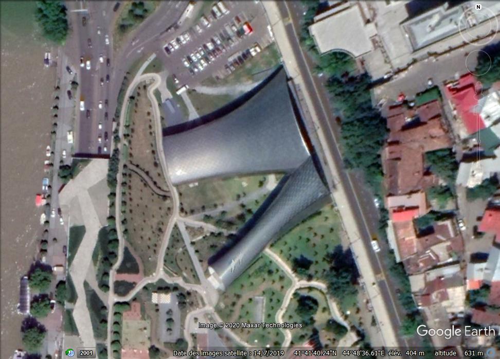 Le Rhike Concert Hall - Tbilisi - Géorgie Zzzzz112