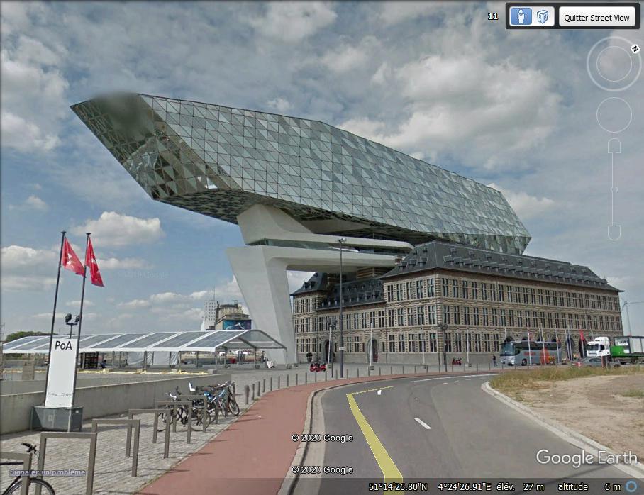 Le nouveau siège du port d'Anvers Zzzzz20