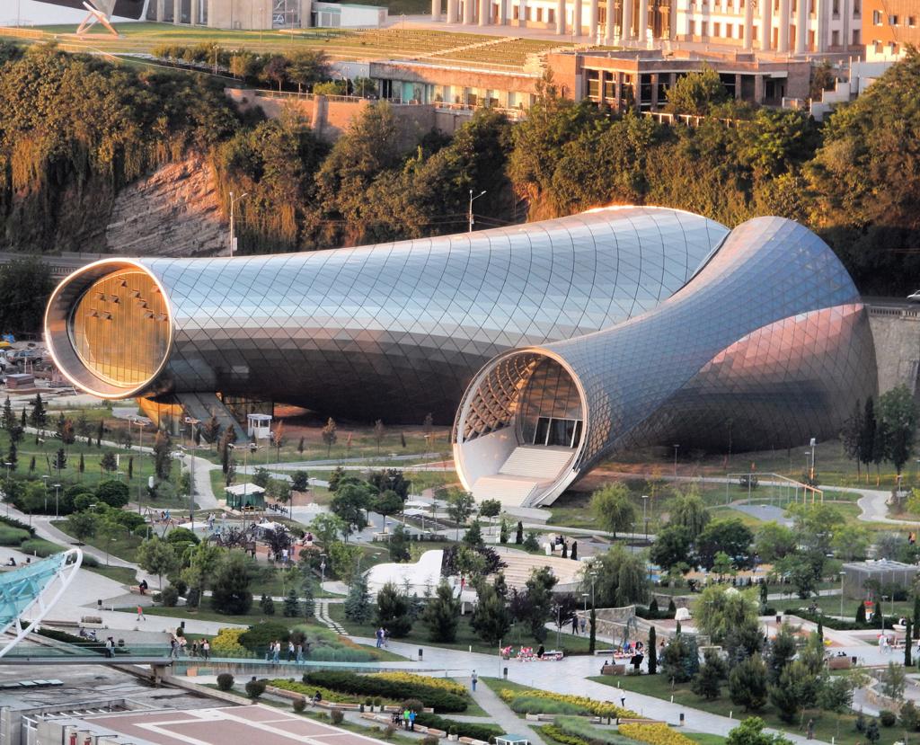 Le Rhike Concert Hall - Tbilisi - Géorgie Zzzzz25