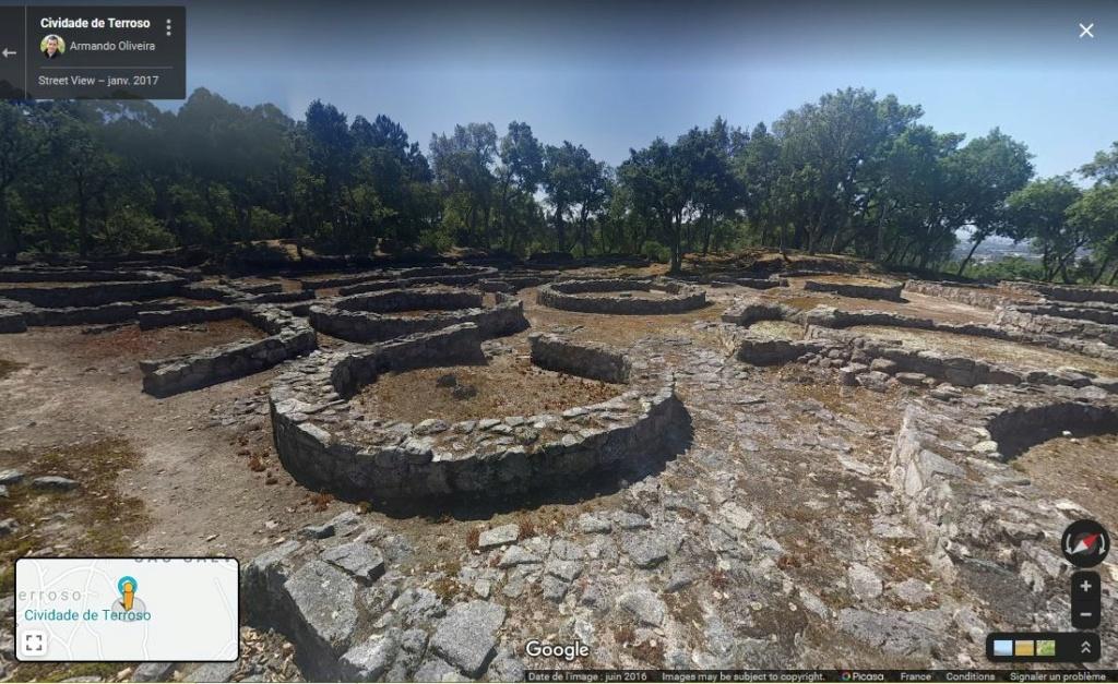 Cividade de Terroso - Terroso - Portugal. Zzzzz33