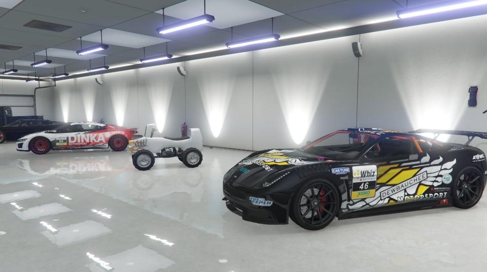 GTA V: votre garage B3pm3312