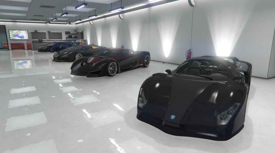 GTA V: votre garage Umsfmj10