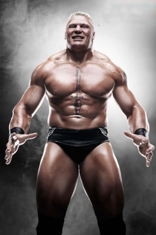 Music of WWE.... Brock-11