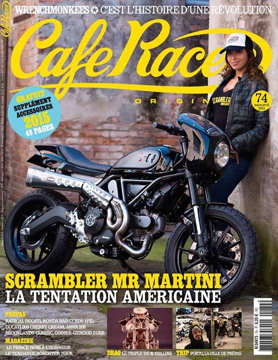 Café racer avec une surprise.... Cafe10