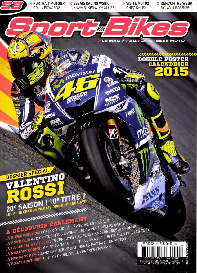 Un autre spécial Rossi.... Moto10