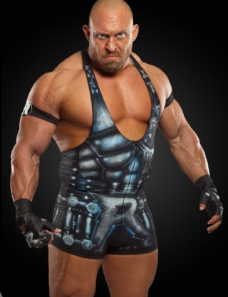 Music of WWE.... Ryback10
