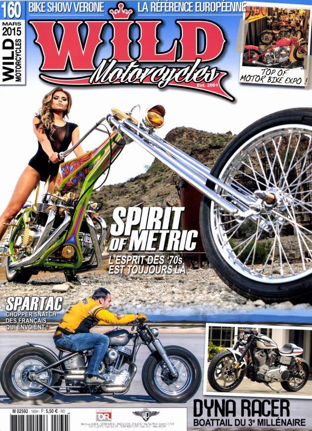 Années 70 spirit et Dyna racer.... Wild10