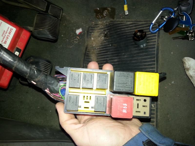 faisceau électrique neiman fusibles etc .... HELP !!! 20150222