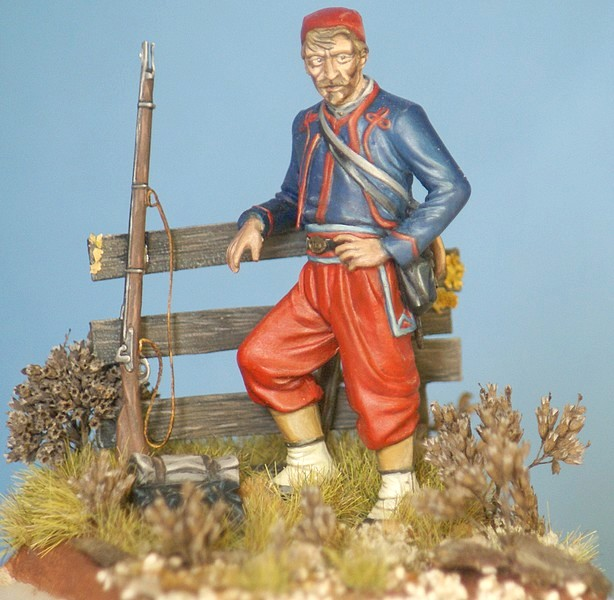 ZOUAVE 1863 - 5th New York volonteer infantery Dsc03519