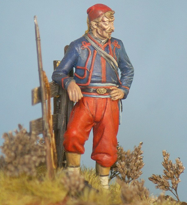 ZOUAVE 1863 - 5th New York volonteer infantery Dsc03525