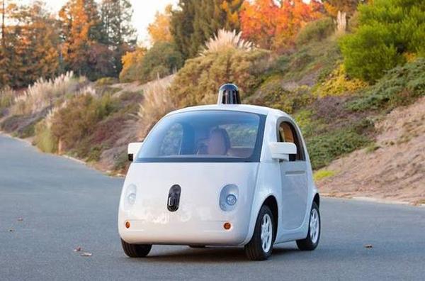 Novo carro autónomo da Google está pronto e chega às estradas já em 2015 58207810