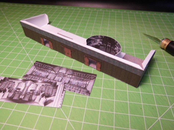 Modulares Hafendiorama für Schiffe in 1:250 Cimg2116
