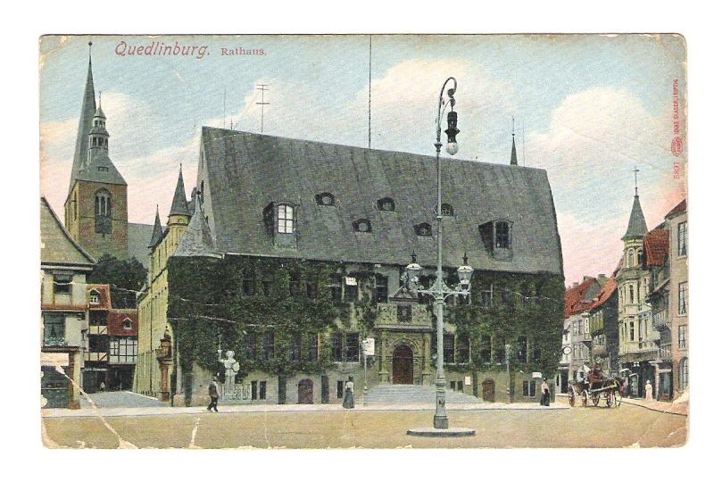 Alte Farbkarten deutscher Städte und Landschaften 210