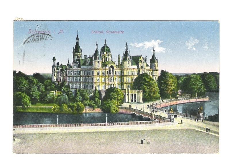Alte Farbkarten deutscher Städte und Landschaften 310