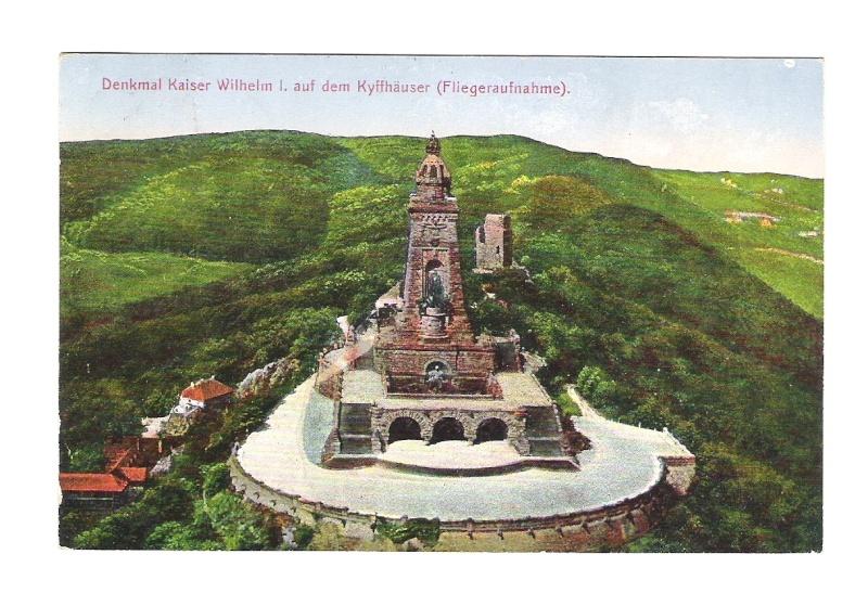 Alte Farbkarten deutscher Städte und Landschaften 510