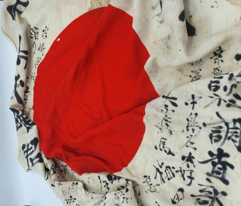 Drapeau Japonnais ww2 11824110