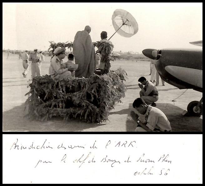 Royaume du Cambodge (1953 - 1970) : Aviation Royale Khmère  12-12387