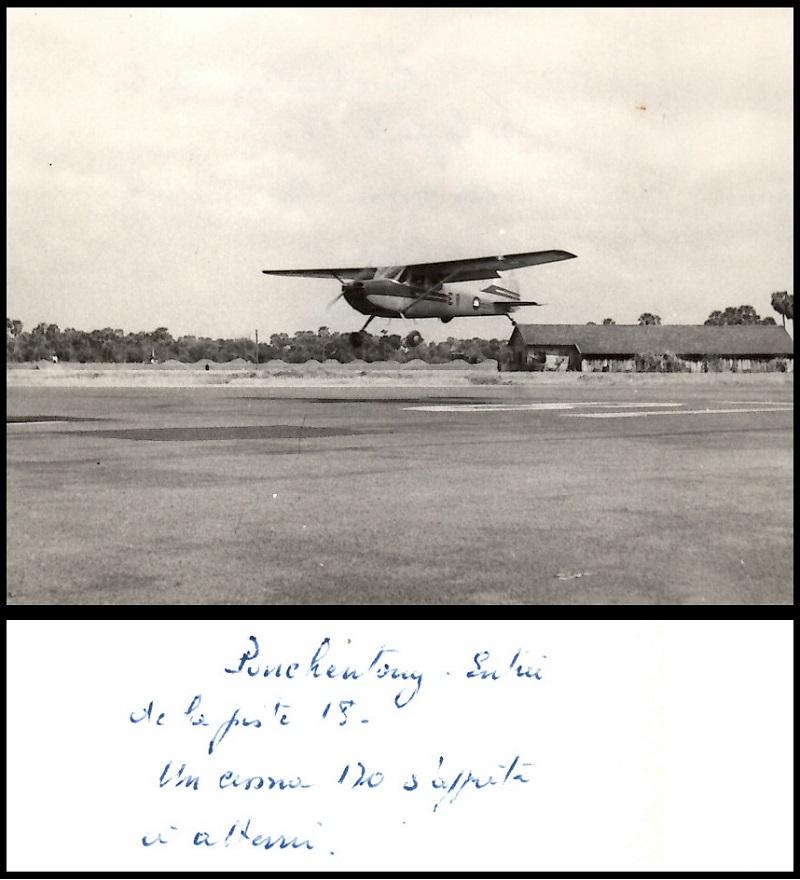 Royaume du Cambodge (1953 - 1970) : Aviation Royale Khmère  12-12389
