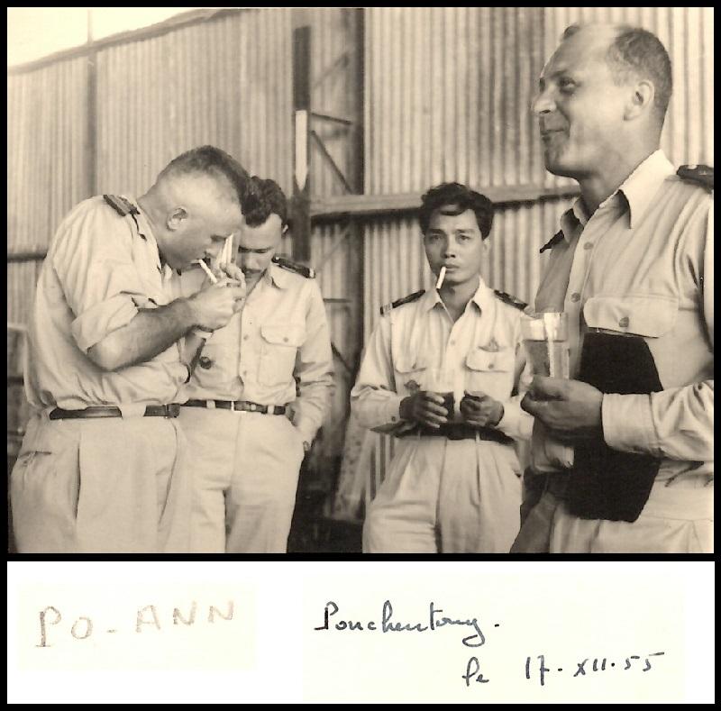 Royaume du Cambodge (1953 - 1970) : Aviation Royale Khmère  12-12395