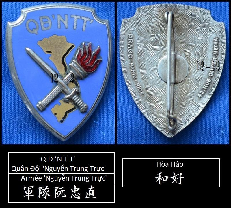 Secte Hòa Hảo : Q.Đ.'N.T.T.'  12-12787