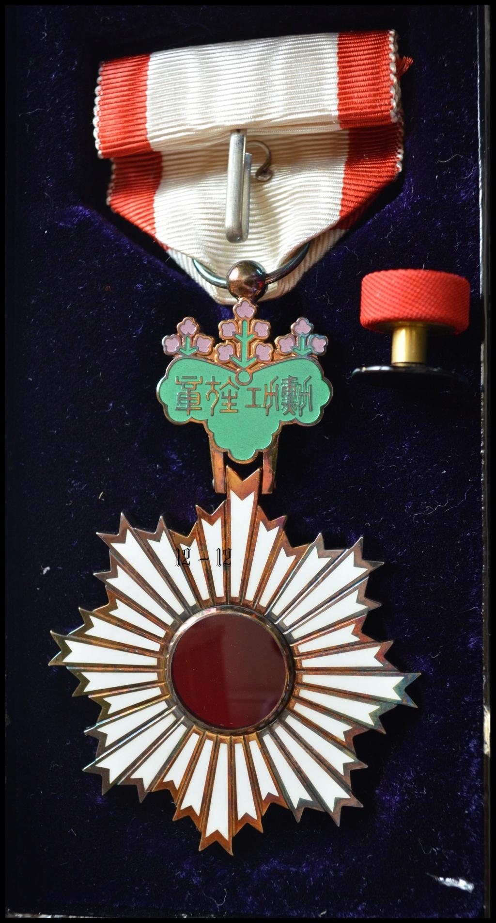Ordre du soleil Levant 12-12878