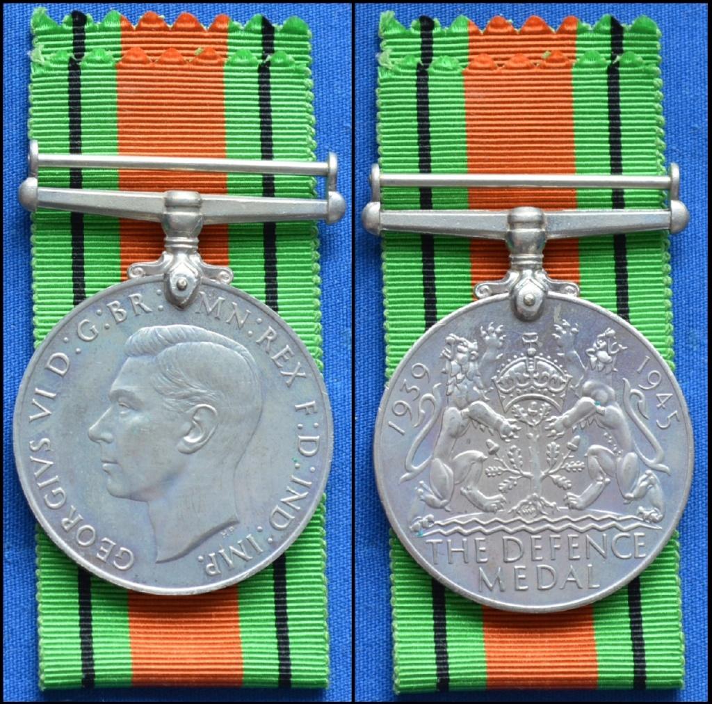 """Royaume-Uni : groupe de 4 médailles dont """"The Burma Star"""" 12-12_74"""