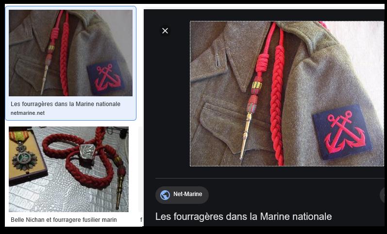 Fourragère médaille militaire .... Fourra11