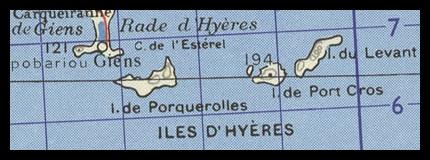 Carte d'îles et insigne Marsei10