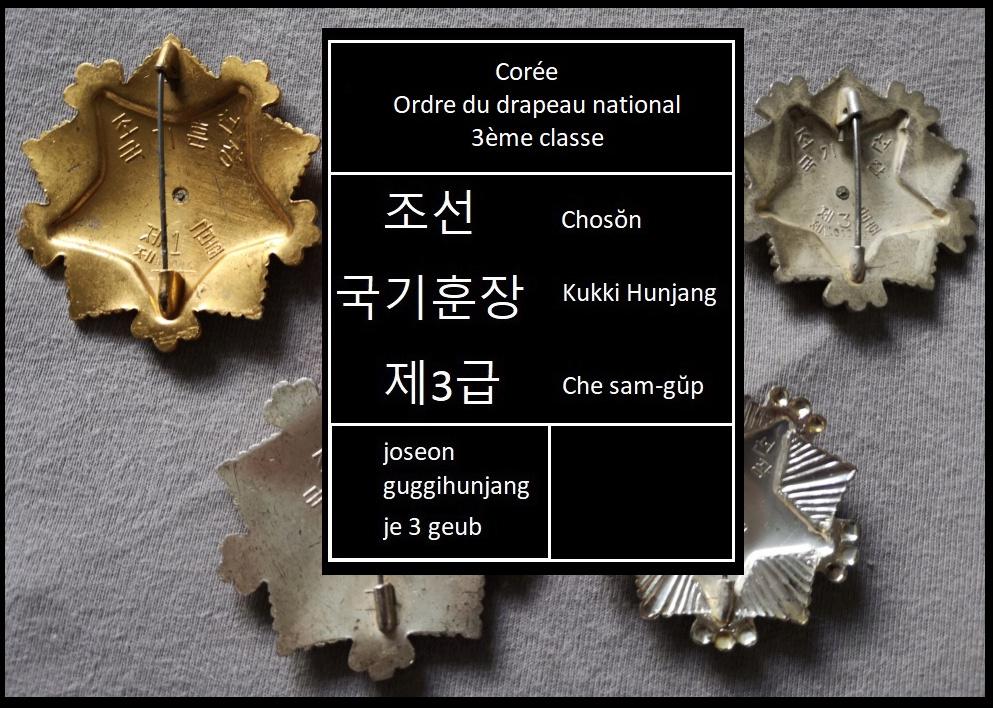 Ordres et médailles Corée du Nord Ordre_14