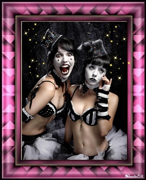Clowns  5d5a2d10