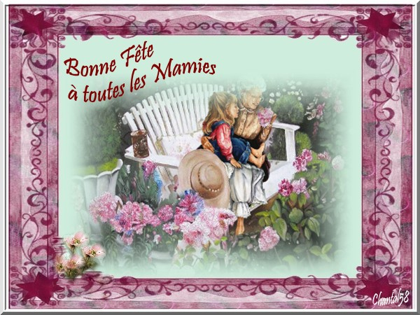 Fête des Mamies. 99f41012