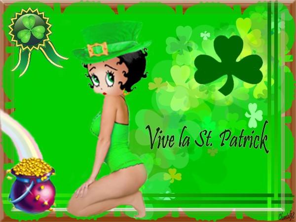 Saint Patrick Bb010