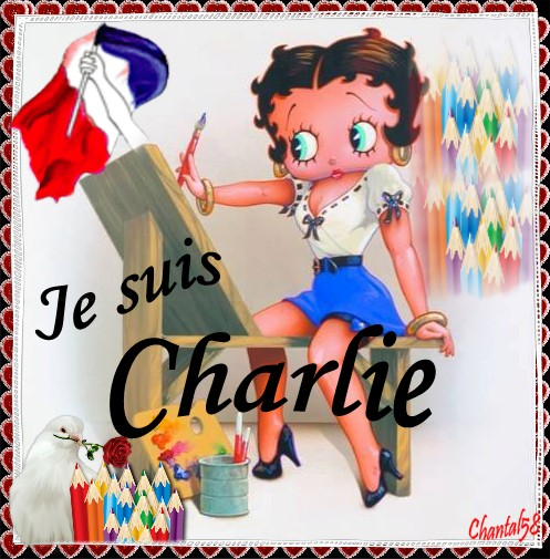 Mes créas Betty Boop - Page 5 Charli10