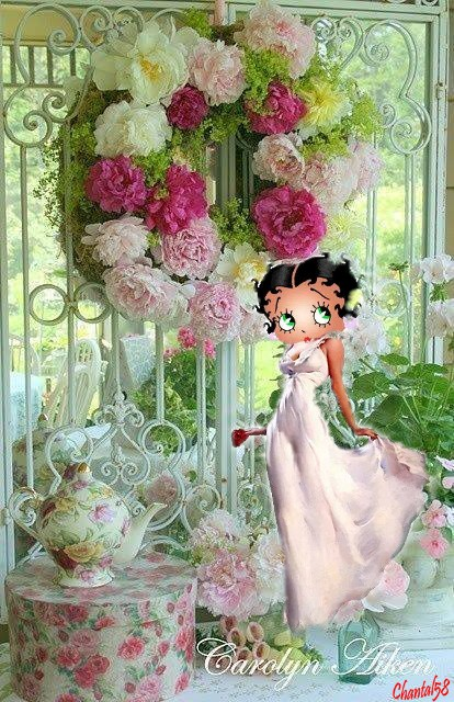 Mes créas Betty Boop - Page 5 D10