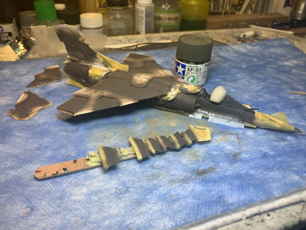 Mirage F1EQ5 avec Kh29L - Irak - Special Hobby + Reskit + Yahu 1/72 - Page 2 Image_10