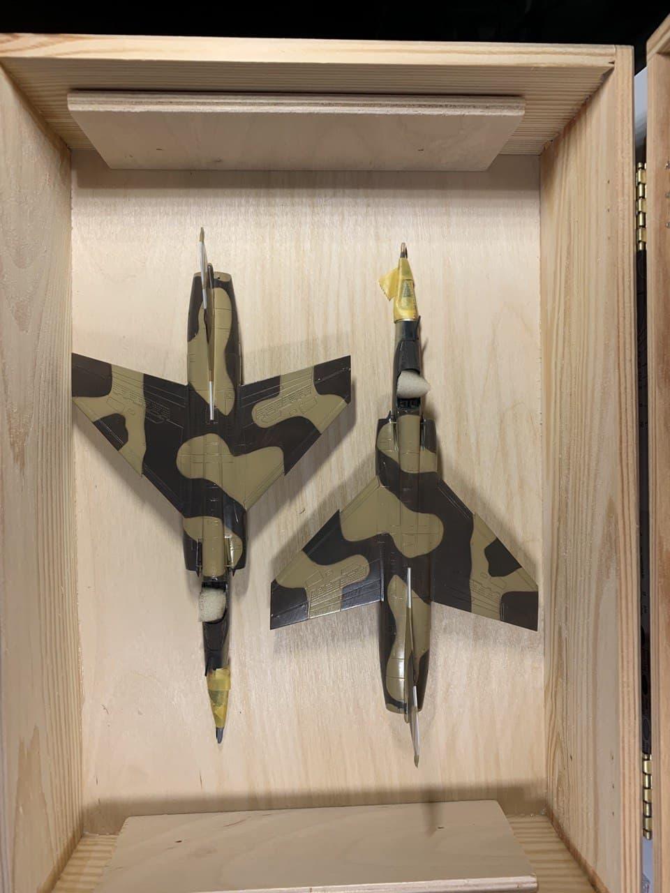 Mirage F1EQ4 ravitailleur - Irak - Special Hobby + Yahu 1/72 - Page 2 Photo_10