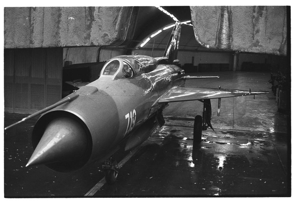 [Fujimi + Balkan Models 1/72] Mig-21 PFM yougoslave Yougos19